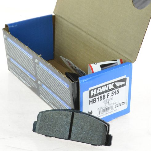 89-95 RX7 Rear Brake Pads HPS (Hawk)