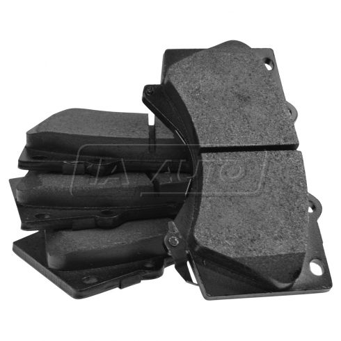 08-14 Toyota 4x4 Performance Brake Pad Front LTS (Hawk)