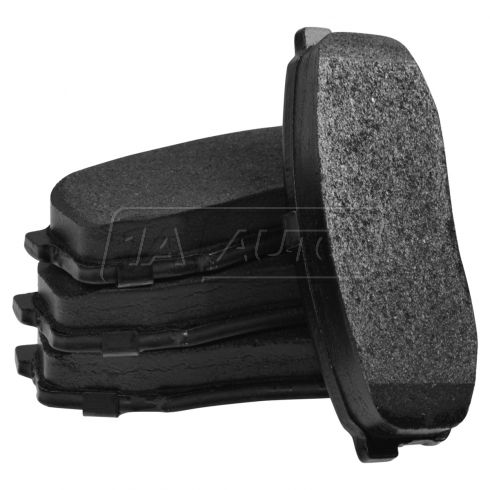 08-14 Toyota 4x4 Performance Brake Pad Rear PC (Hawk)
