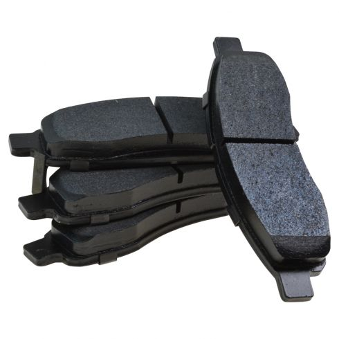 05-07 Titan, Armada Performance Brake Pad Front LTS (Hawk)