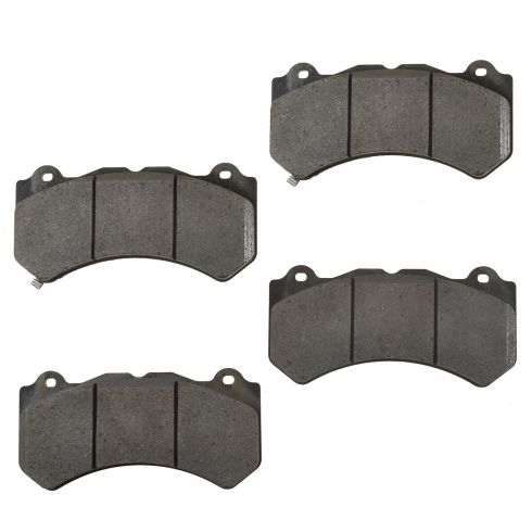 12-15 Jeep Grand Cherokee SRT8 Brembo Front Disc Brake Pad Set (Mopar)
