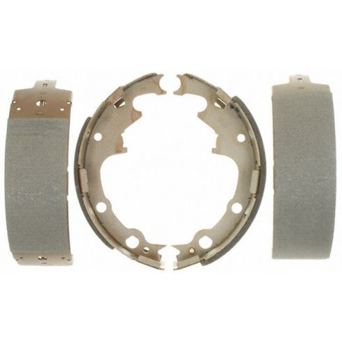 Raybestos Service Grade Brake Shoe Set - Rear 538SG