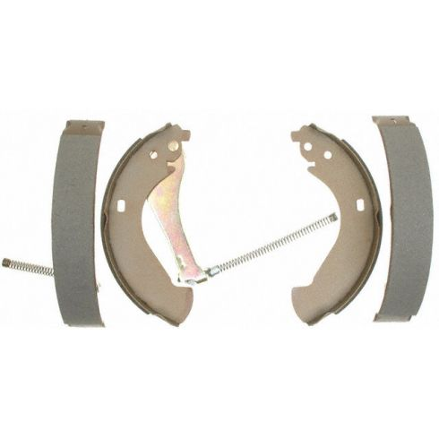 Raybestos Service Grade Brake Shoe Set - Rear 815SG