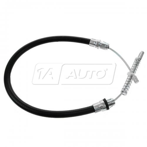 95-98 Achieva, Grand Am, Skylark; 95-02 Cavalier, Sunfire Rear Prkng Brake Cable LR = RR (25 5/8 in)