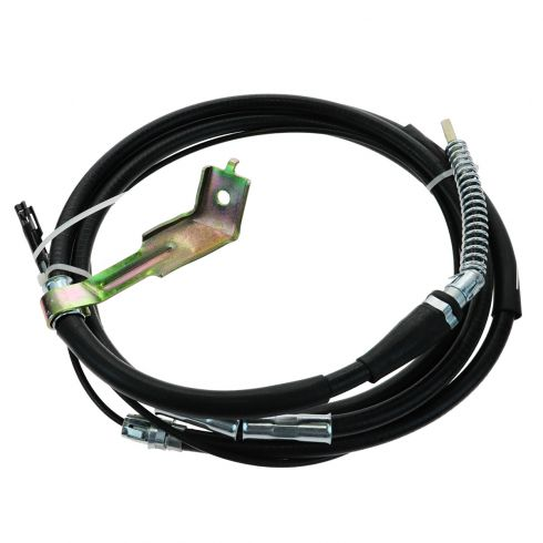 99 Ford F150 (w/139 in WB & Rear Disc Bk) Rear Parking Brake Cable RR (125 39/64in)