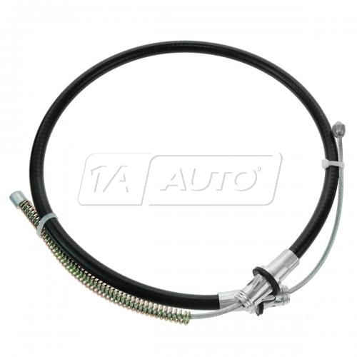 91-95 Jeep Wrangler Rear Parking Brake Cable LR (38 1/2 in)