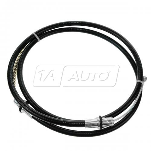 91-95 Jeep Wrangler Rear Parking Brake Cable RR (70 7/8 in)