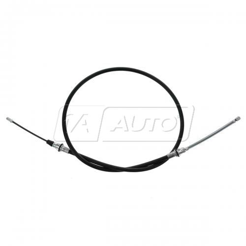 92-96 Bronco; 92-99 F150 (exc Ambulance Pkg) Rear Parking Brake Cable LR (60 3/8in)