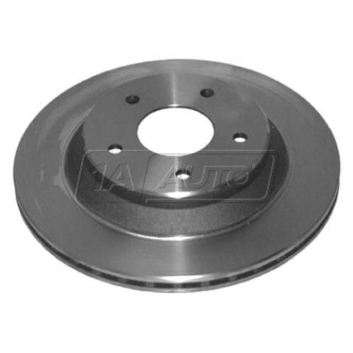 1988-95 Chevy Corvette Brake Rotor Front (Except HD 13