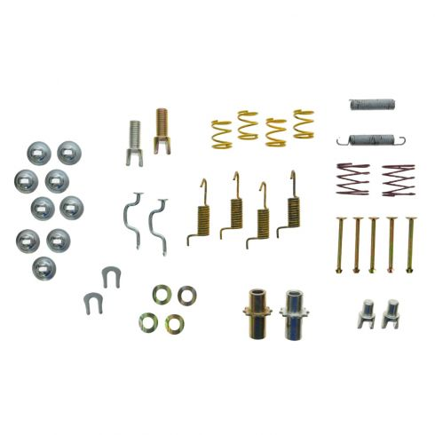 Parking Brake Shoe Hardware Kit