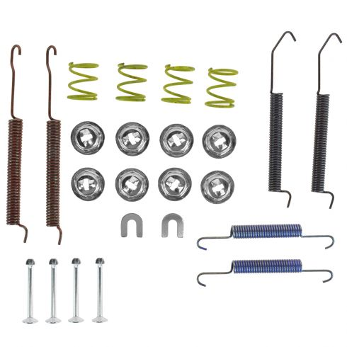 03-09 Toyota Corolla (US Built) Rear Brake Drum Hardware Kit