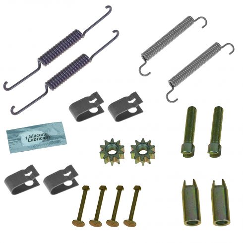 99-04 Jeep Grand Cherokee Parking Brake Hardware Kit