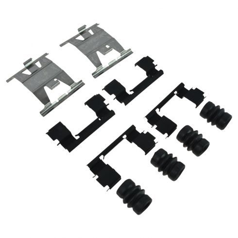 95-04 F150 Front Brake Pad Hardware Kit