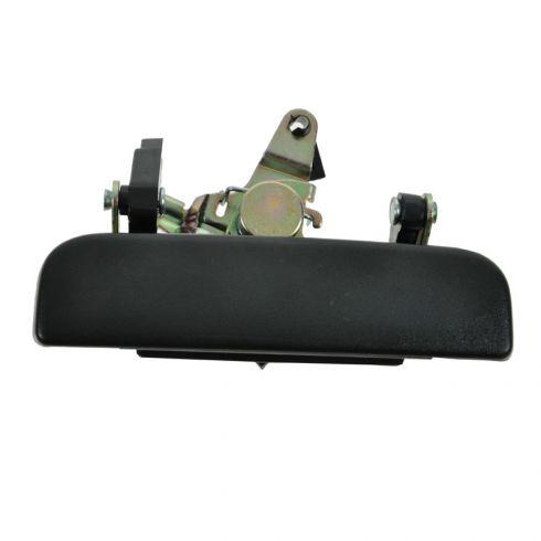 Black Plastic Tailgate Handle