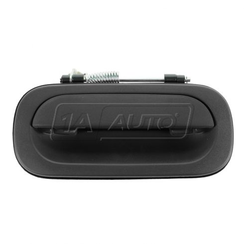 00-04 Nissan Xterra Gray Textured Tailgate Handle