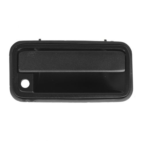 92-94 Blazer; 95-99 Tahoe; 92-99 Suburban; Yukon; 99 Escalade Textured Black Rear Tailgate Handle