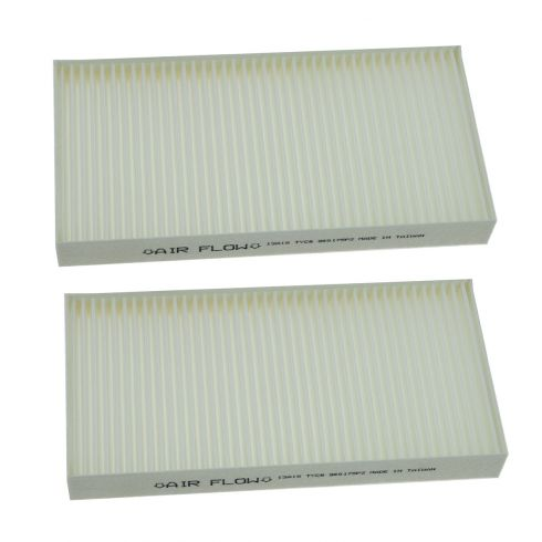 08-12 Dodge Nitro, Jeep Liberty Cabin Air Filter (Package of 2)
