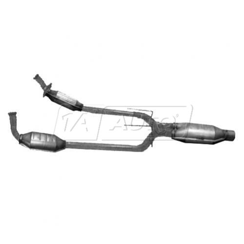 Cougar Catalytic Converter