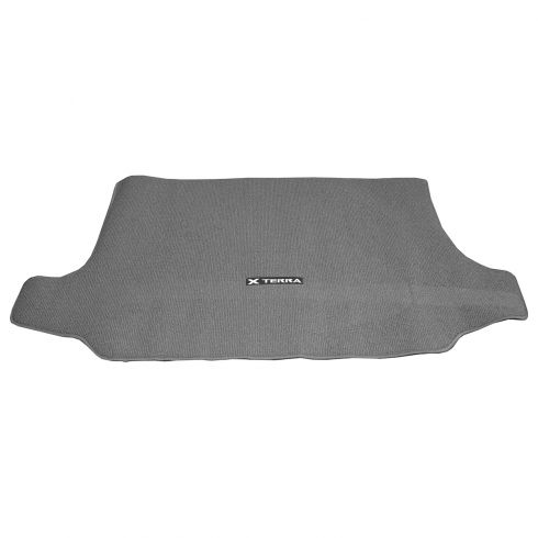 05-14 Nissan Xterra Charcoal Carpeted Cargo Area Mat (Nissan)