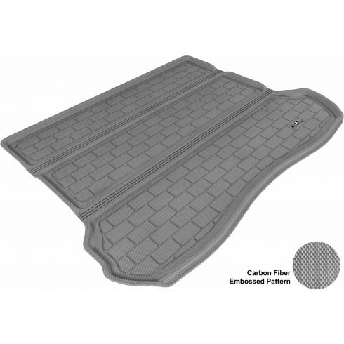 2005-10 Jeep Grand Cherokee Gray Cargo Floor Liner