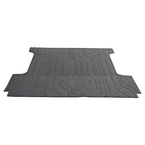 15-16 Ford F150 (w/5.5 Ft Bed) Molded Black Rubber