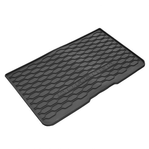 11-15 Dodge Durango Molded Black Rubber Cargo Area Liner Slush Mat (Mopar)
