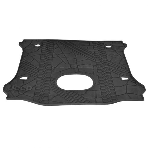 2015 Wrangler 4 Door Molded Black Rubber