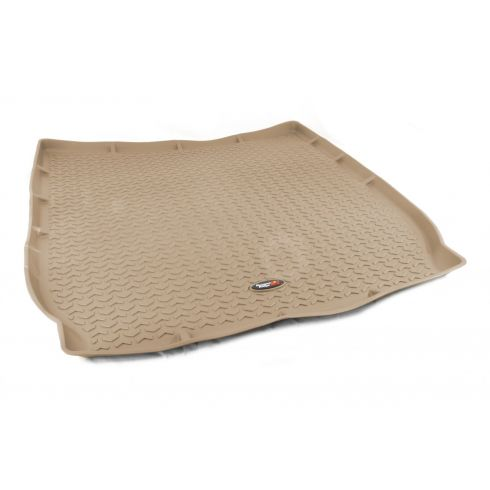 08-14 Buick Enclave; 09-14 Chevy Traverse Tan Cargo Liner (Rugged Ridge)