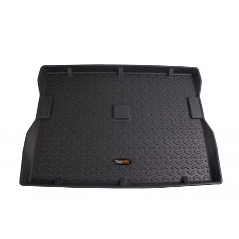 76-86 Jeep CJ7; 81-86 CJ8; 87-95 Wrangler Black Cargo Liner (Rugged Ridge)