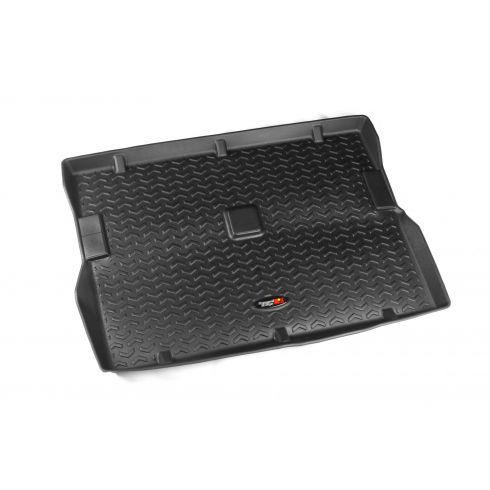 97-06 Jeep Wrangler Black Cargo Liner (Rugged Ridge)