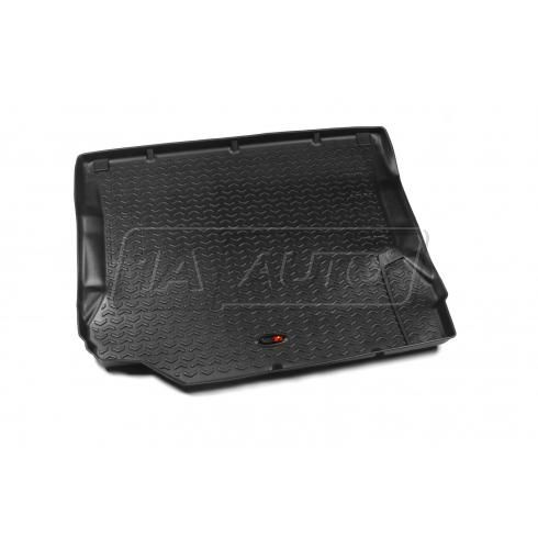 07-10 Jeep Wrangler (2DR/4DR) Black Cargo Liner (Rugged Ridge)