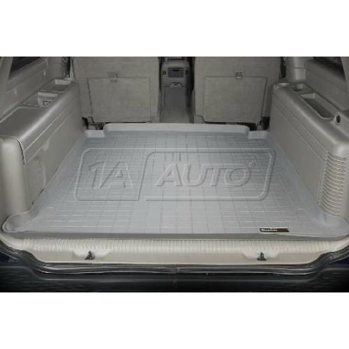 2000-06 Chevy Suburban GMC Yukon XL 4-1/2 Foot Gray Cargo Floor Liner