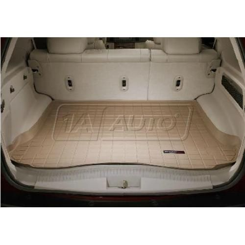 2005-10 Jeep Grand Cherokee Tan Cargo Floor Liner