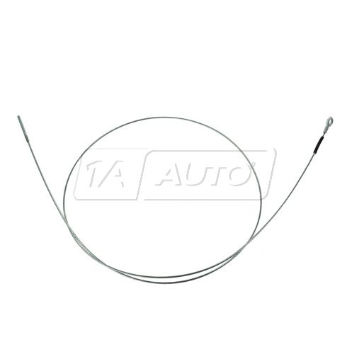 63-71 Volkswagen Beetle Manual Transmission Clutch Cable