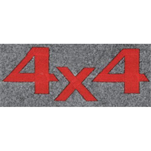 4 x 4 Logo