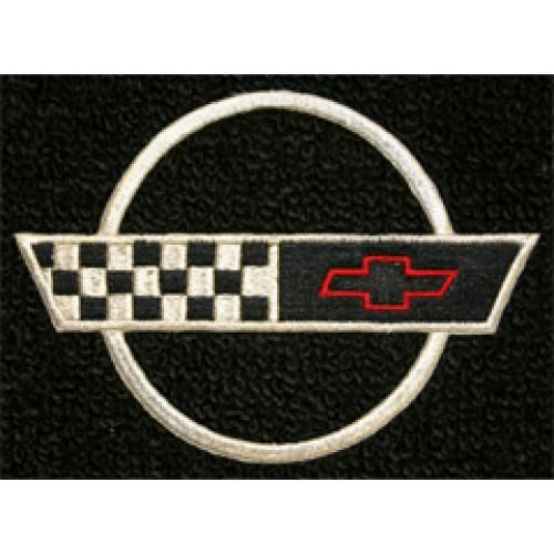 4th Gen Vette Logo