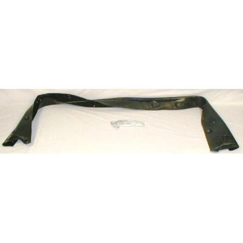 1990-04 Mazda Miata Convertible Top Drip Rain Rail Gutter PREASSEMBLED TO TOP