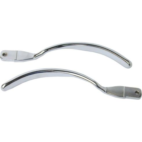 1967-71 Mercedes W113; 1972-89 W107 Convertible Top Handle SET