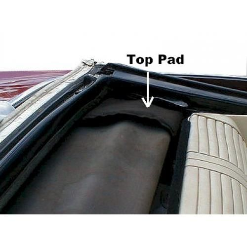 1996-05 Chrysler Sebring Convertible Top Pads