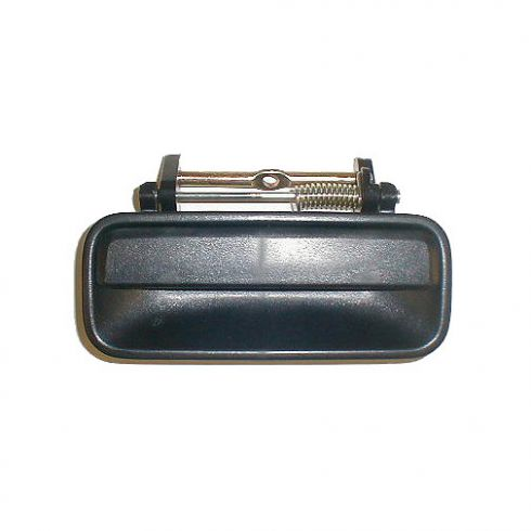1990-93 Sedan and Wagon Black Passengers and Drivers Rear Outside Door Handle