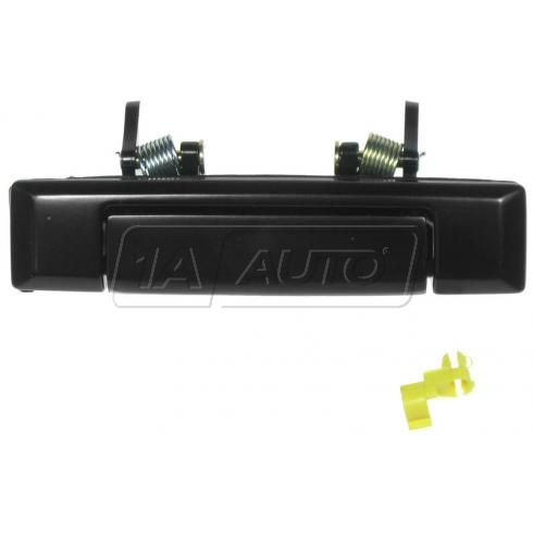 1984-88 Toyota Pickup 4Runner Door Handle Outside Black RH