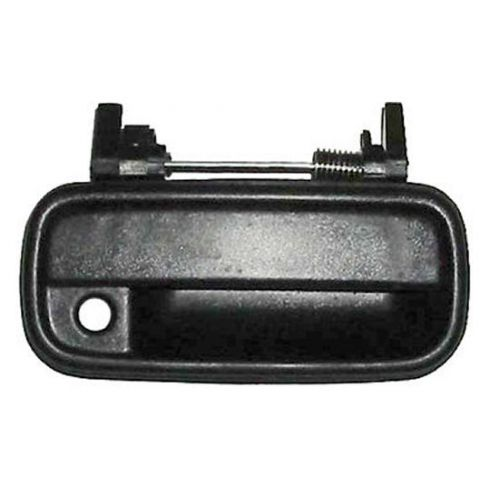 1989-95 Toyota Pickup 4 Runner Door Handle Outside Black RH