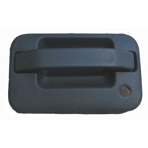 2004-07 Ford F150 Pickup Door Handle Outside Front LH (Except Trucks With Keyless Entry)
