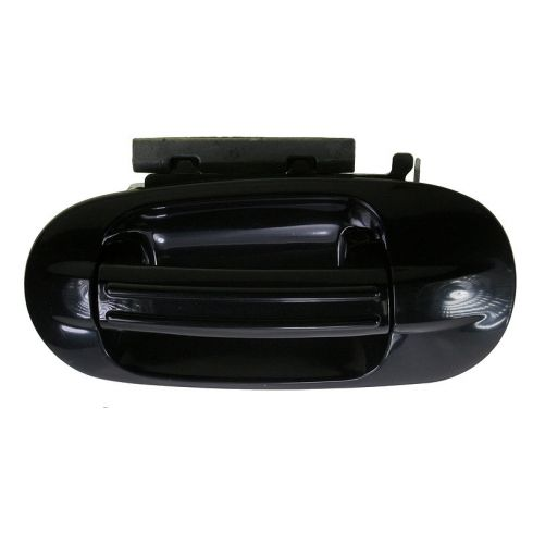 2003-09 Ford Expedition Gloss Black Outside Door Handle LR