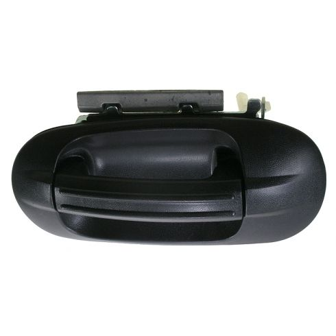 2003-09 Ford Expedition Textured Black Outside Door Handle LR