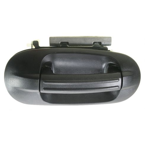 2003-09 Ford Expedition Textured Black Outside Door Handle RR