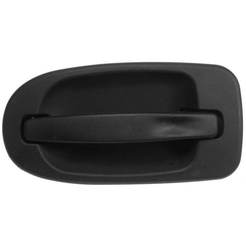 97-09 GM Mini Van Multifit Outside Sliding Door Handle Black RR