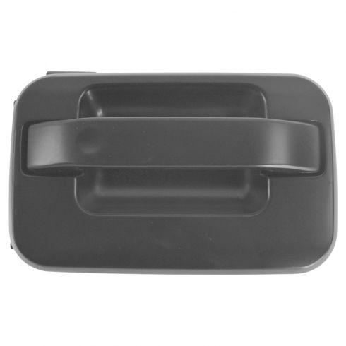 2004-10 Ford F150; 06-08 Lincoln Mark LT Outside Front Door Handle Gloss Black w/o Keyless RF