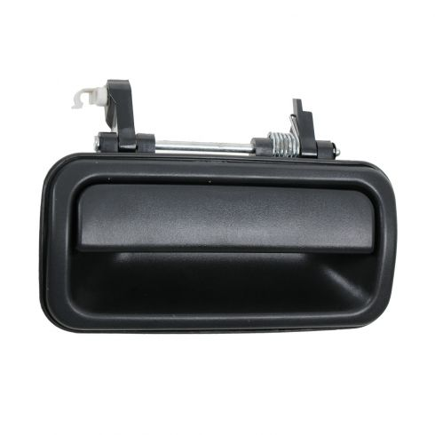 98-04 Isuzu Rodeo; 99-02 Passport Rear Outside Textured Black Door Handle RR