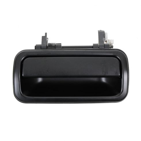 98-04 Isuzu Rodeo; 99-02 Passport Rear Outside Smooth Black Door Handle LR
